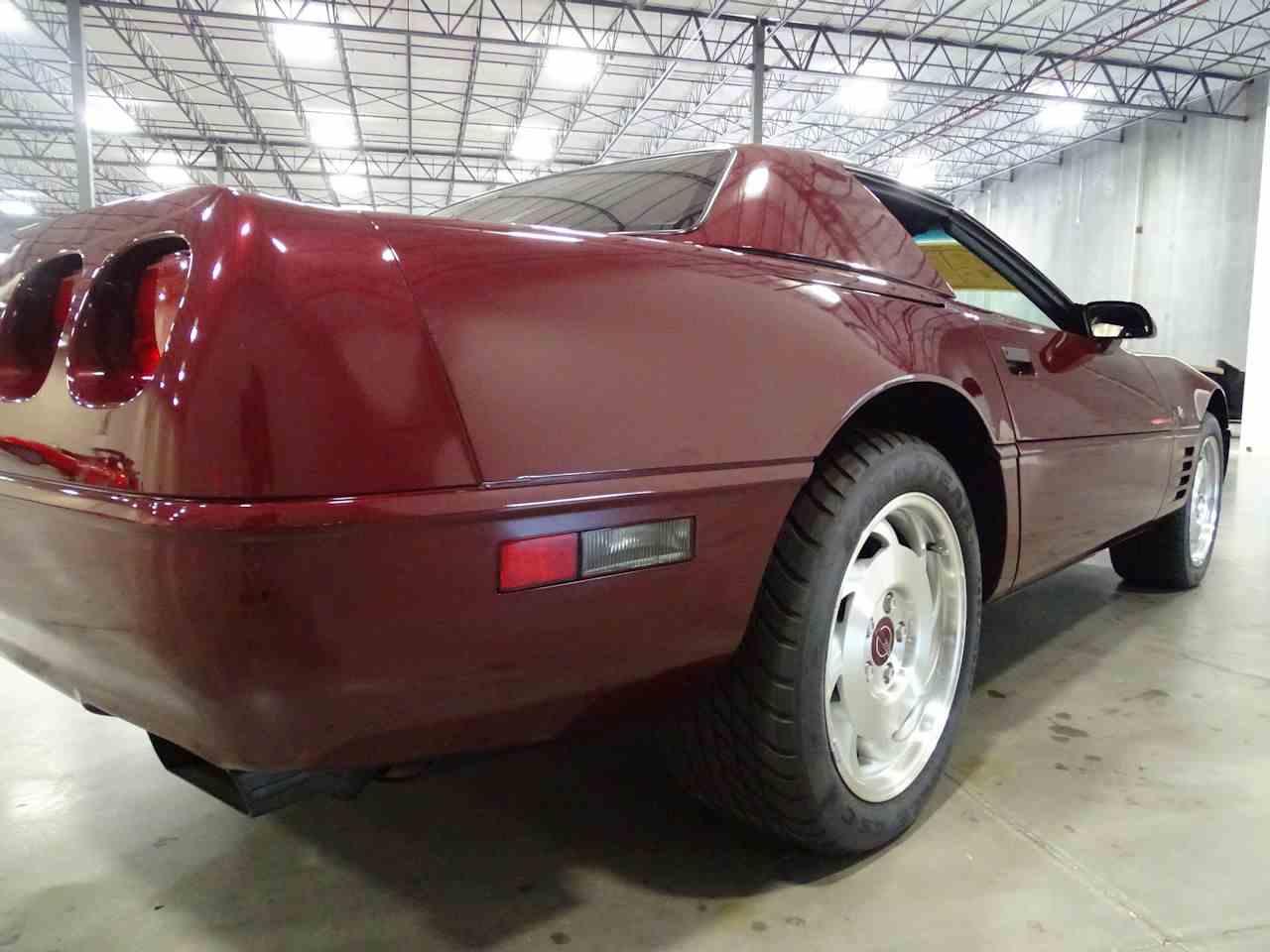 Large Picture of '93 Corvette - LTQ0