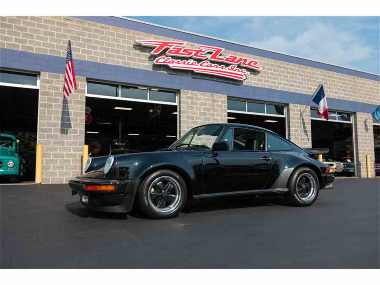 Large Picture of '76 Porsche 930 located in Missouri Offered by Fast Lane Classic Cars Inc. - LTQ4