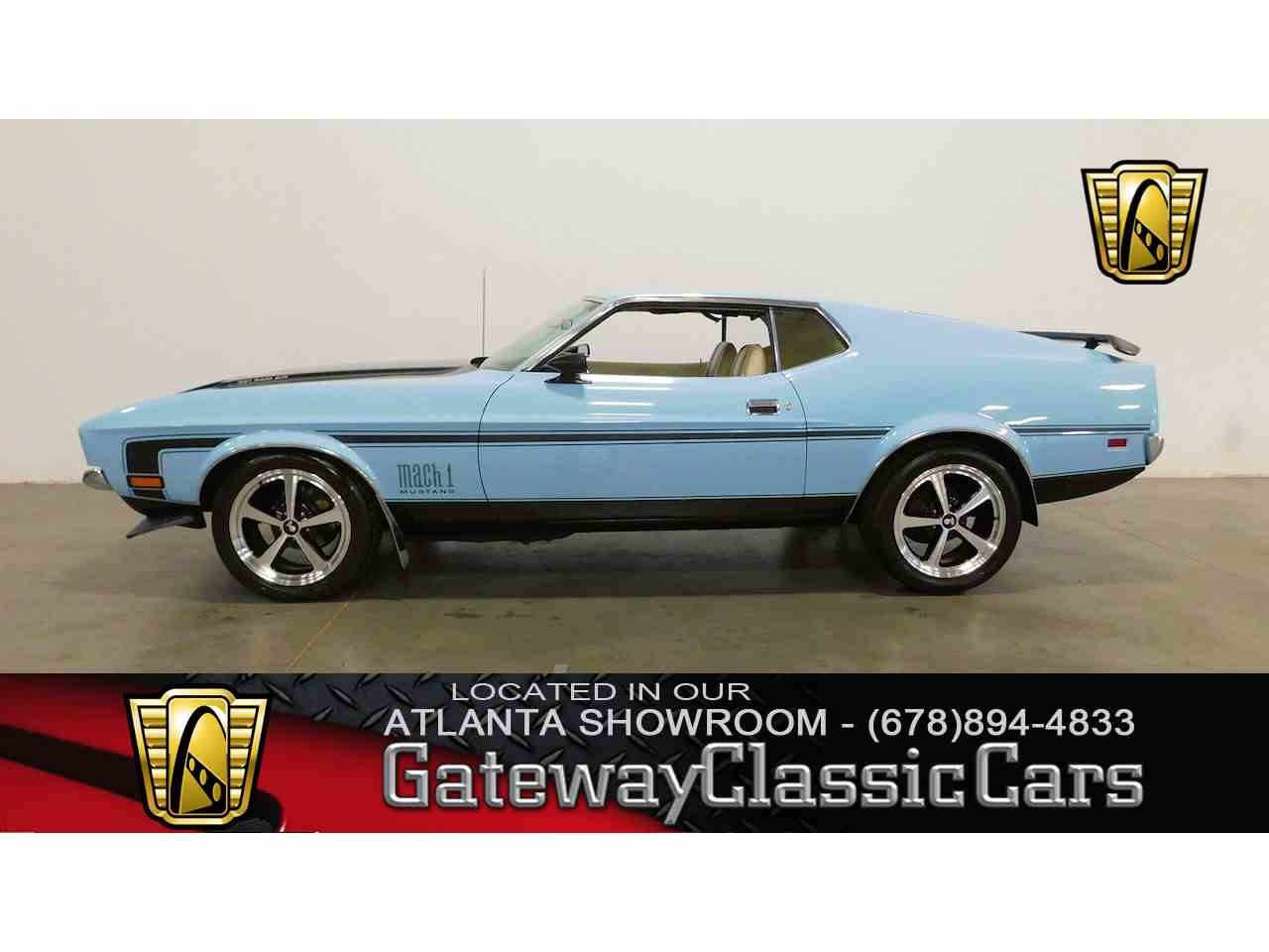 1971 Ford Mustang for Sale | ClassicCars.com | CC-1018302