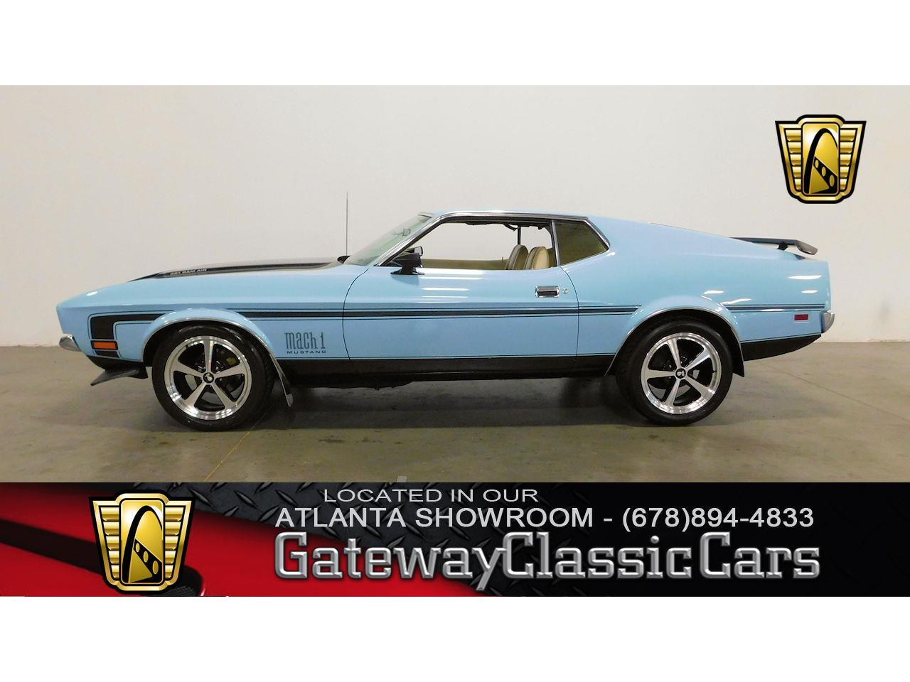 Large Picture of 1971 Mustang - $33,995.00 Offered by Gateway Classic Cars - Atlanta - LTQ6