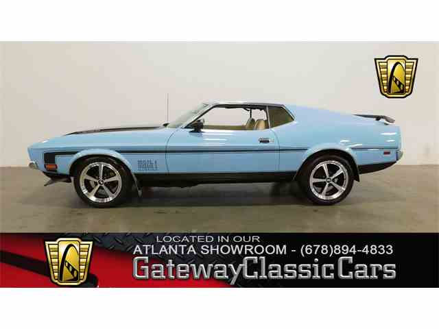 Picture of 1971 Mustang located in Georgia - $33,995.00 - LTQ6