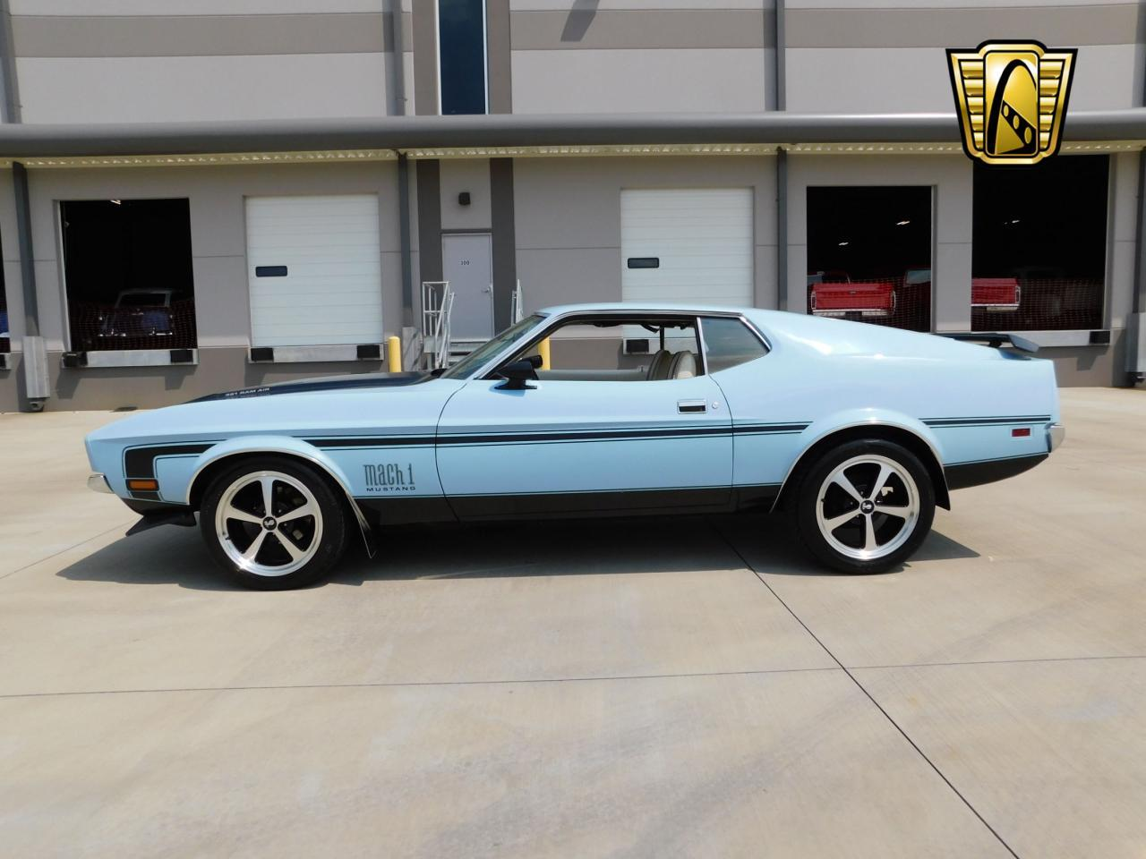 Large Picture of 1971 Ford Mustang located in Georgia - $33,995.00 Offered by Gateway Classic Cars - Atlanta - LTQ6