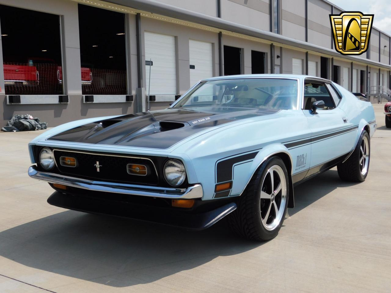 Large Picture of Classic 1971 Mustang - LTQ6