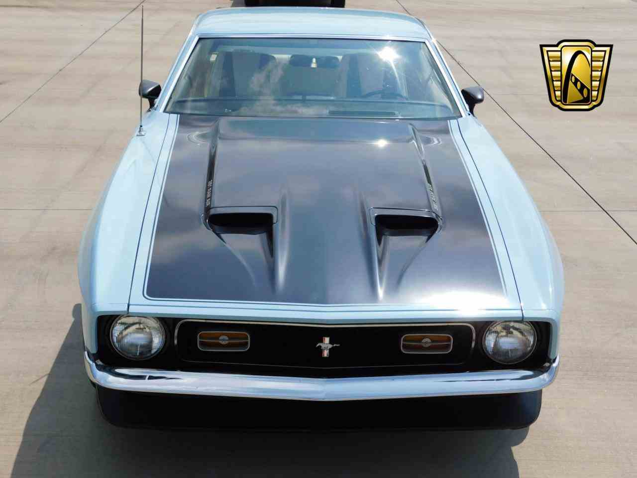 Large Picture of '71 Mustang - LTQ6