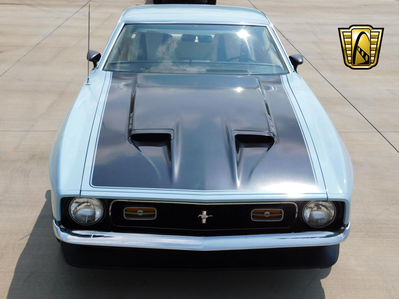 Large Picture of Classic 1971 Ford Mustang Offered by Gateway Classic Cars - Atlanta - LTQ6