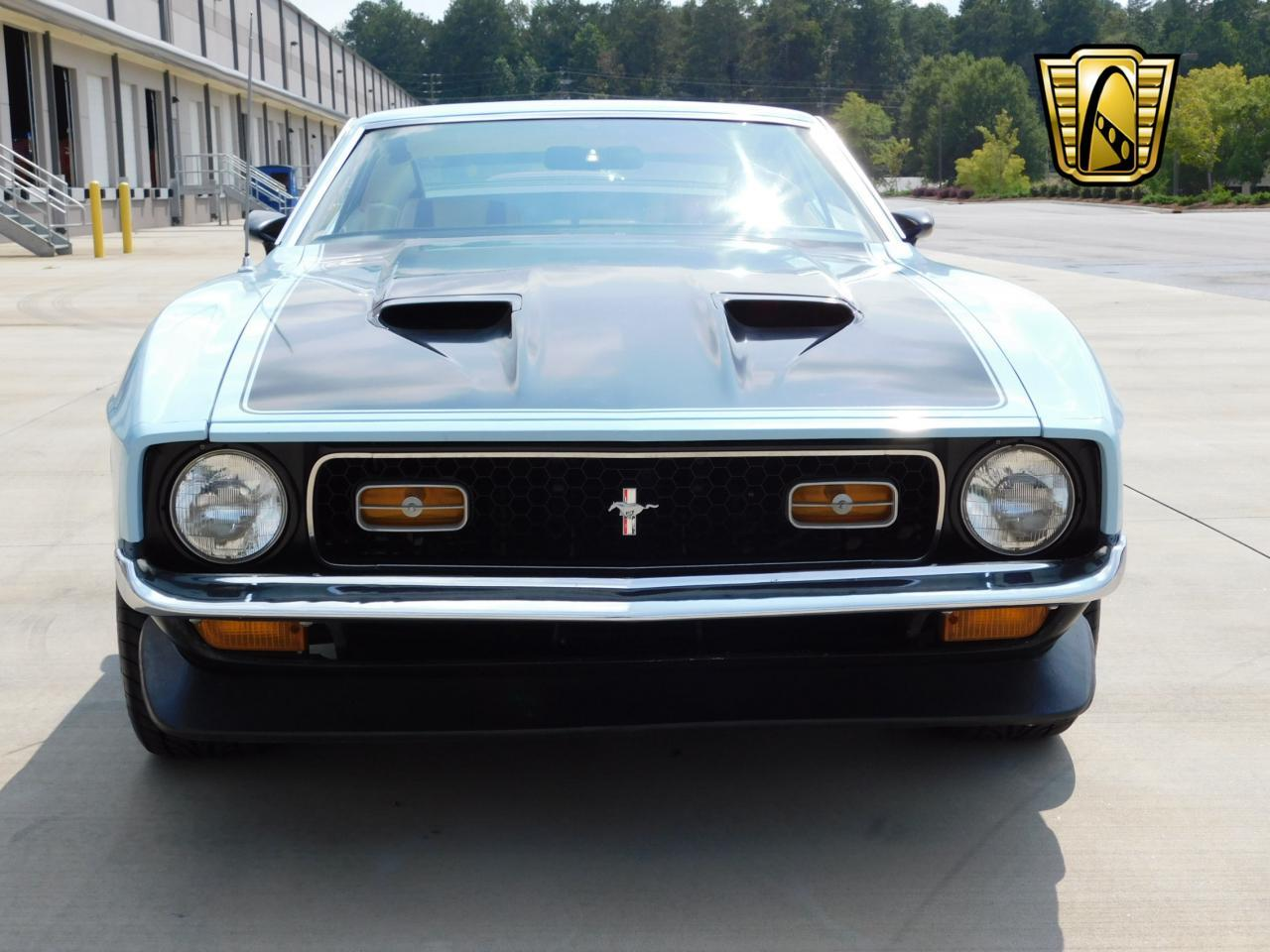 Large Picture of '71 Ford Mustang - LTQ6