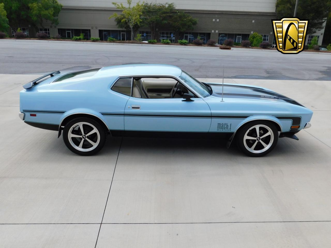 Large Picture of Classic 1971 Mustang located in Alpharetta Georgia - $33,995.00 Offered by Gateway Classic Cars - Atlanta - LTQ6