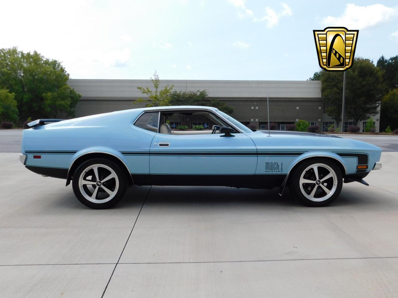 Large Picture of Classic 1971 Ford Mustang - $33,995.00 Offered by Gateway Classic Cars - Atlanta - LTQ6