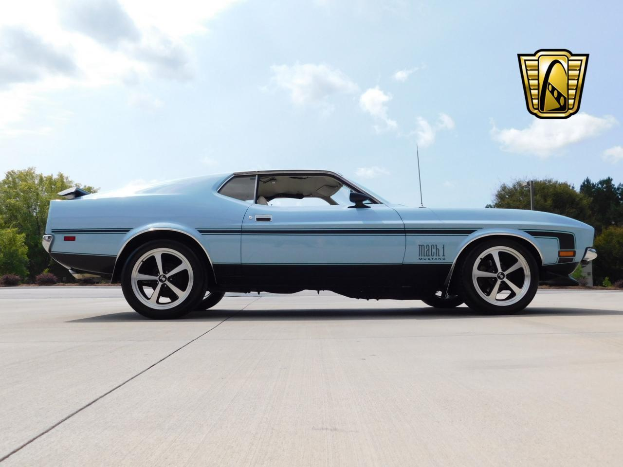 Large Picture of Classic 1971 Ford Mustang located in Georgia - $33,995.00 Offered by Gateway Classic Cars - Atlanta - LTQ6