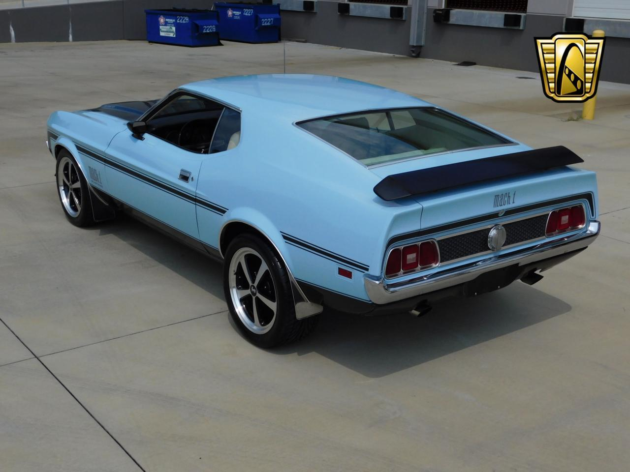 Large Picture of 1971 Ford Mustang located in Alpharetta Georgia - $33,995.00 - LTQ6