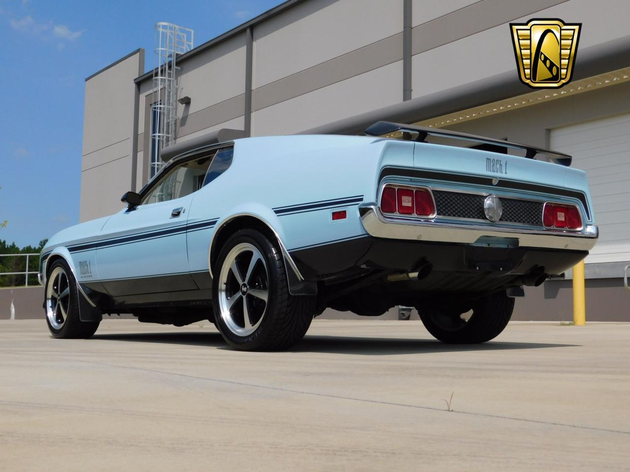 Large Picture of Classic '71 Mustang Offered by Gateway Classic Cars - Atlanta - LTQ6