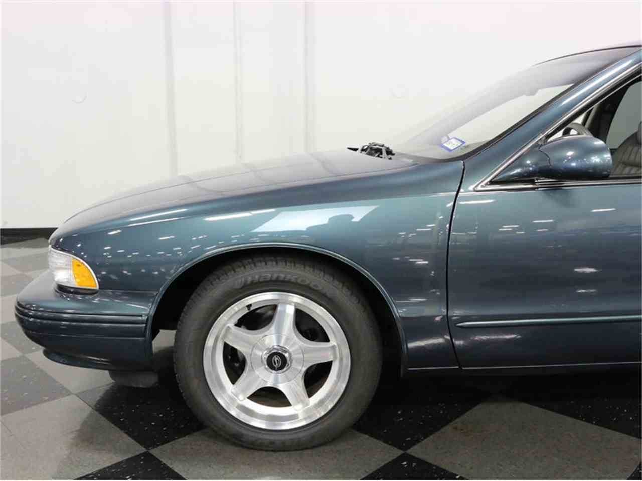 Large Picture of '96 Impala SS - LTQ9