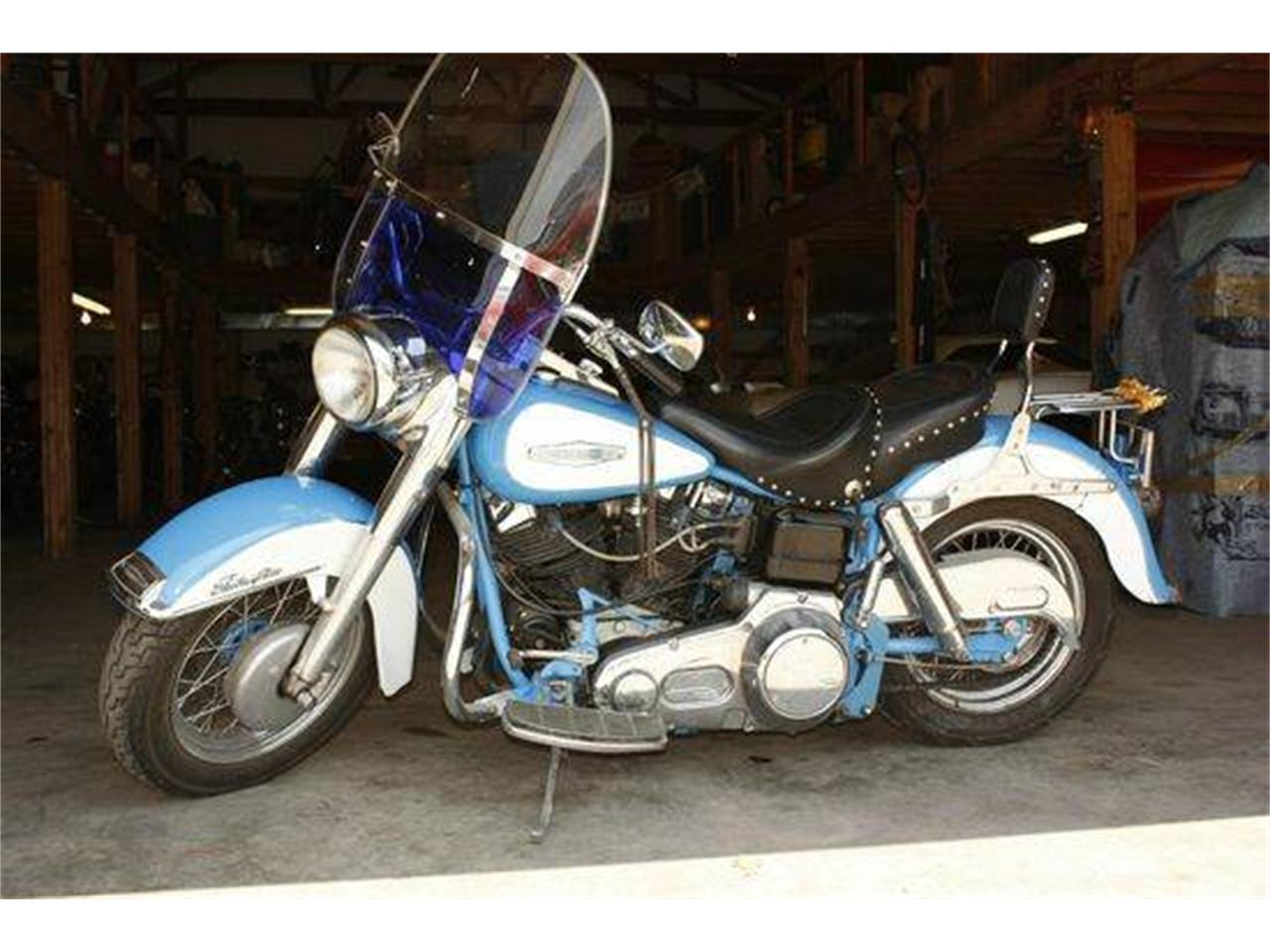 Large Picture of '68 Electra Glide located in Illinois Offered by Heartland Classics - LNYN
