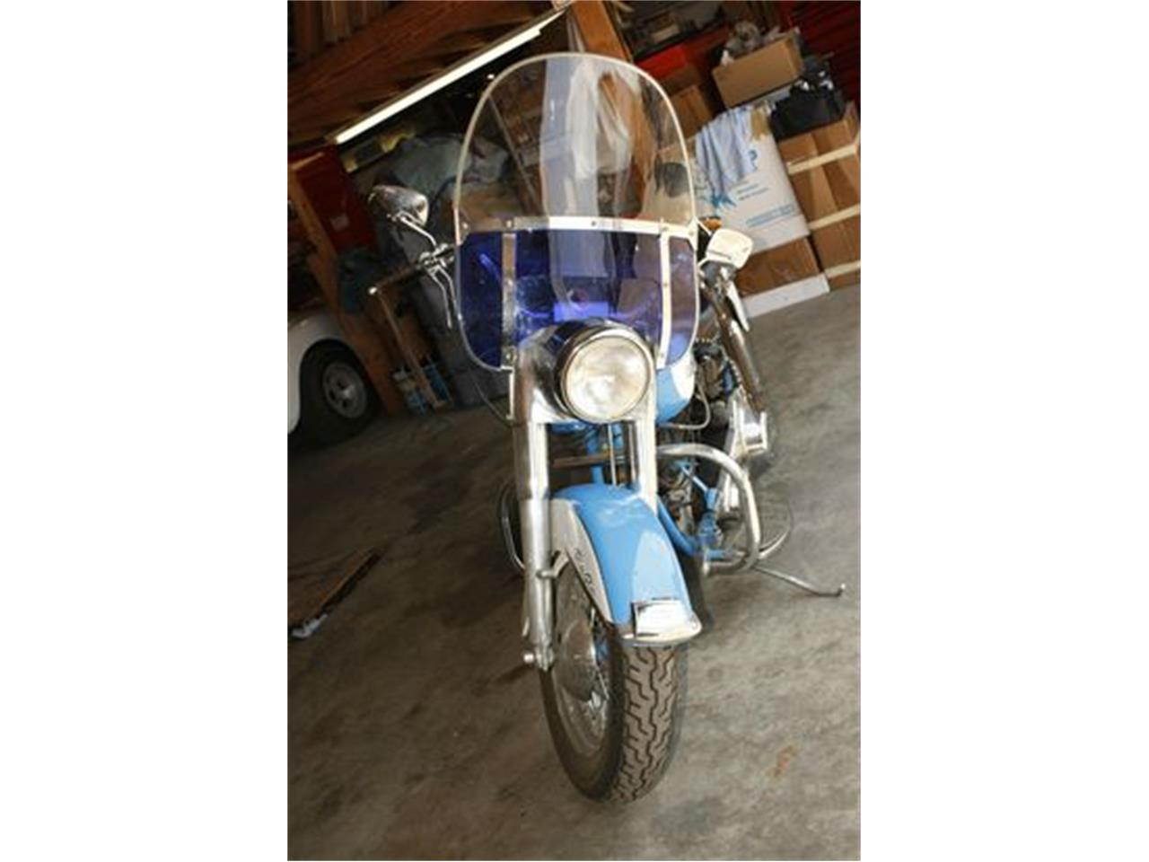 Large Picture of Classic '68 Harley-Davidson Electra Glide located in Illinois - $11,995.00 Offered by Heartland Classics - LNYN