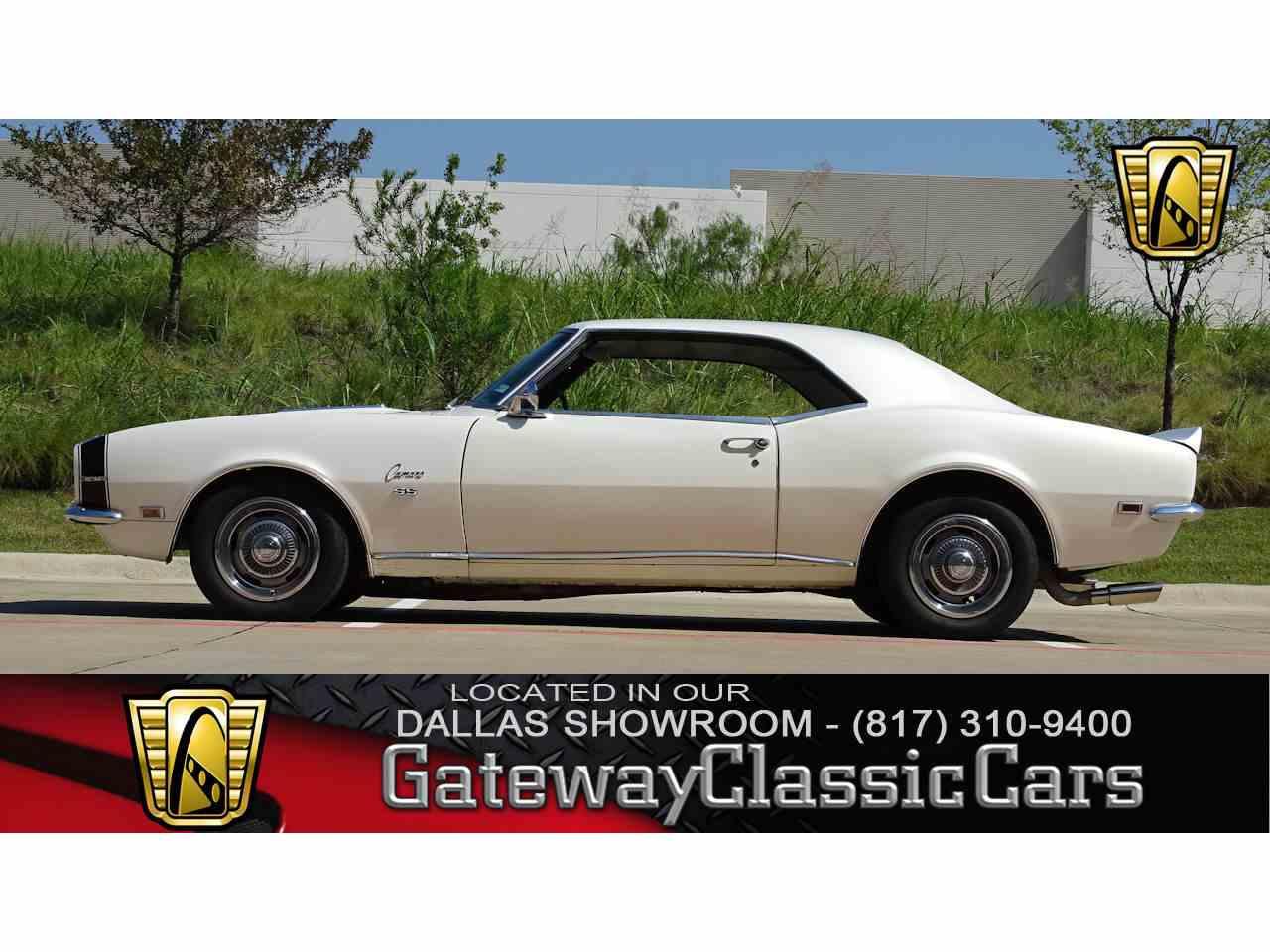 1968 Chevrolet Camaro for Sale   ClassicCars.com   CC-1018312