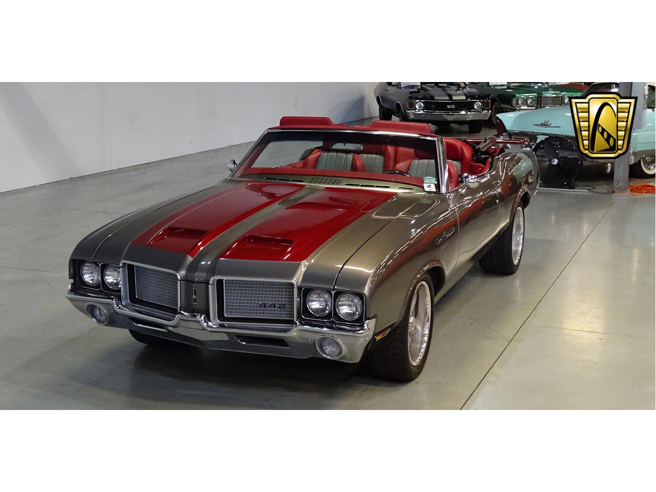 Large Picture of '72 Cutlass - LTQQ