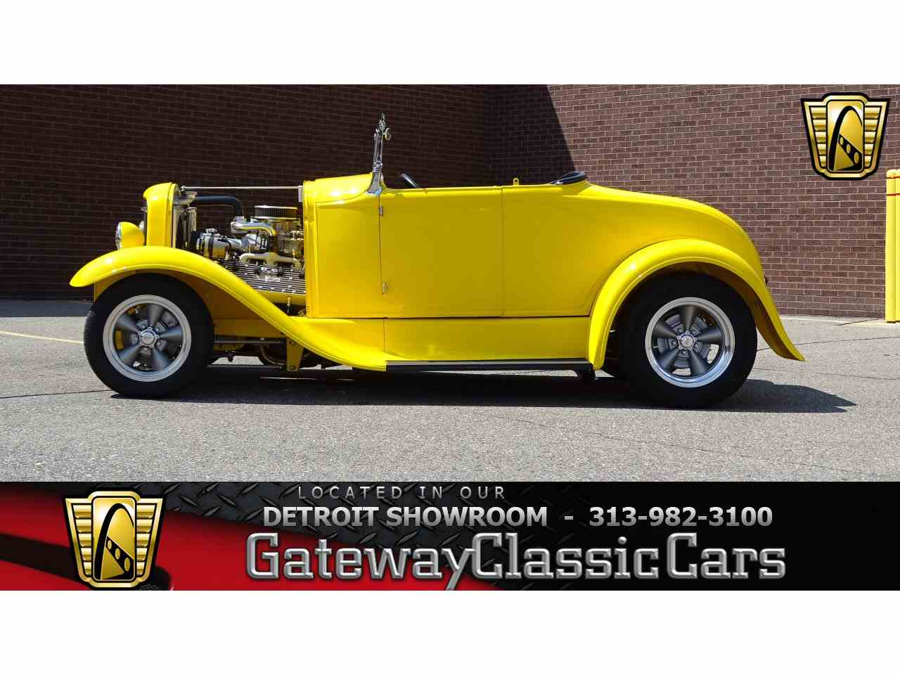 Large Picture of Classic 1930 Ford Model A - $65,000.00 Offered by Gateway Classic Cars - Detroit - LTQR