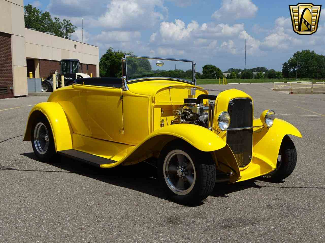 Large Picture of 1930 Ford Model A Offered by Gateway Classic Cars - Detroit - LTQR