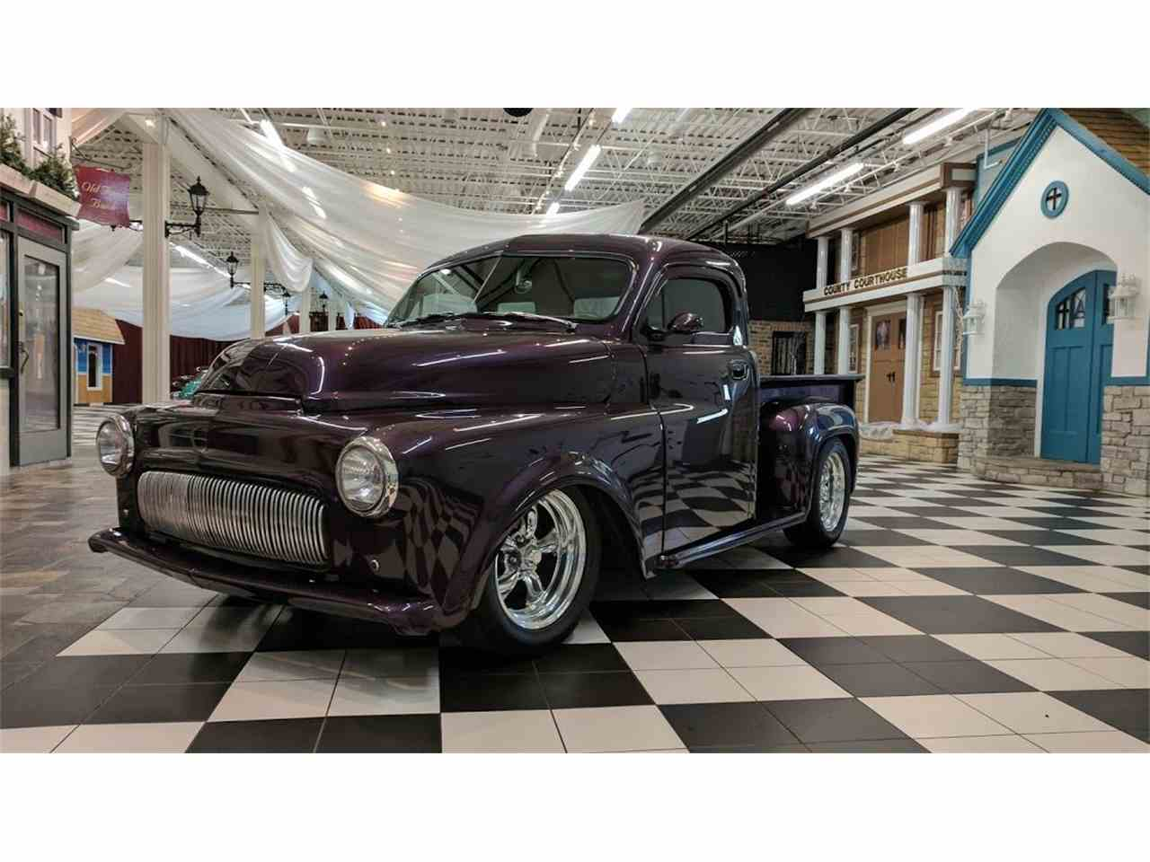 Large Picture of Classic 1952 Pickup Offered by Classic Rides and Rods - LTQS