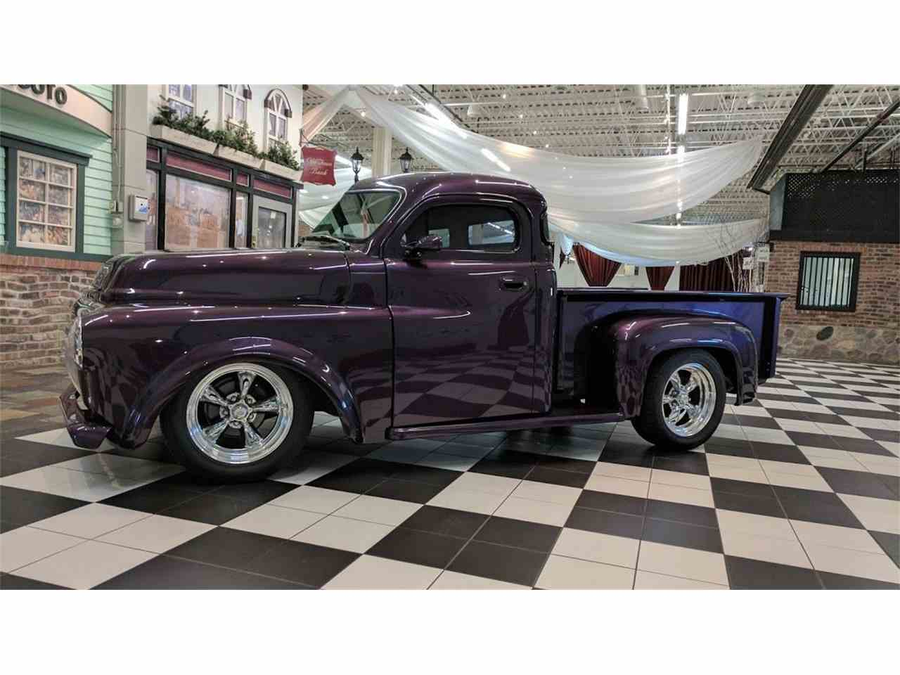 Large Picture of 1952 Pickup located in Annandale Minnesota Auction Vehicle - LTQS