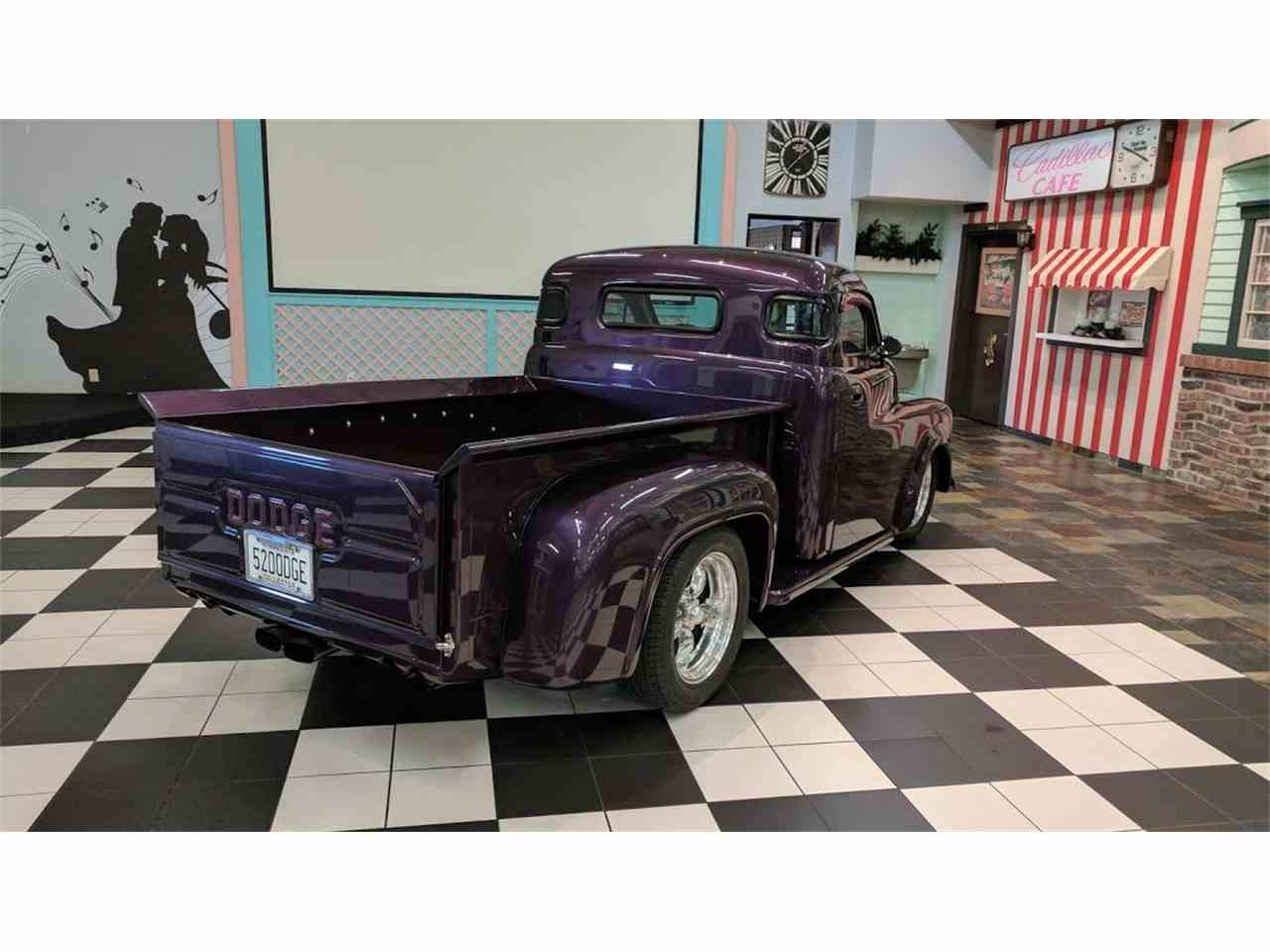 Large Picture of Classic '52 Pickup located in Minnesota Offered by Classic Rides and Rods - LTQS