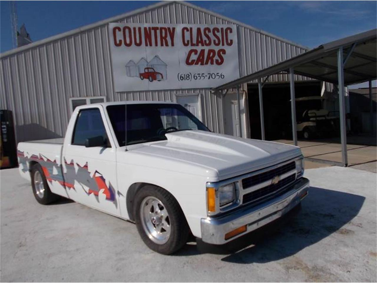 Large Picture of '92 S10 located in Staunton Illinois - LTQU