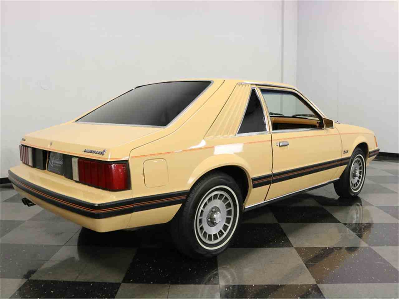 Large Picture of '79 Mustang Turbo Ghia - LTR3