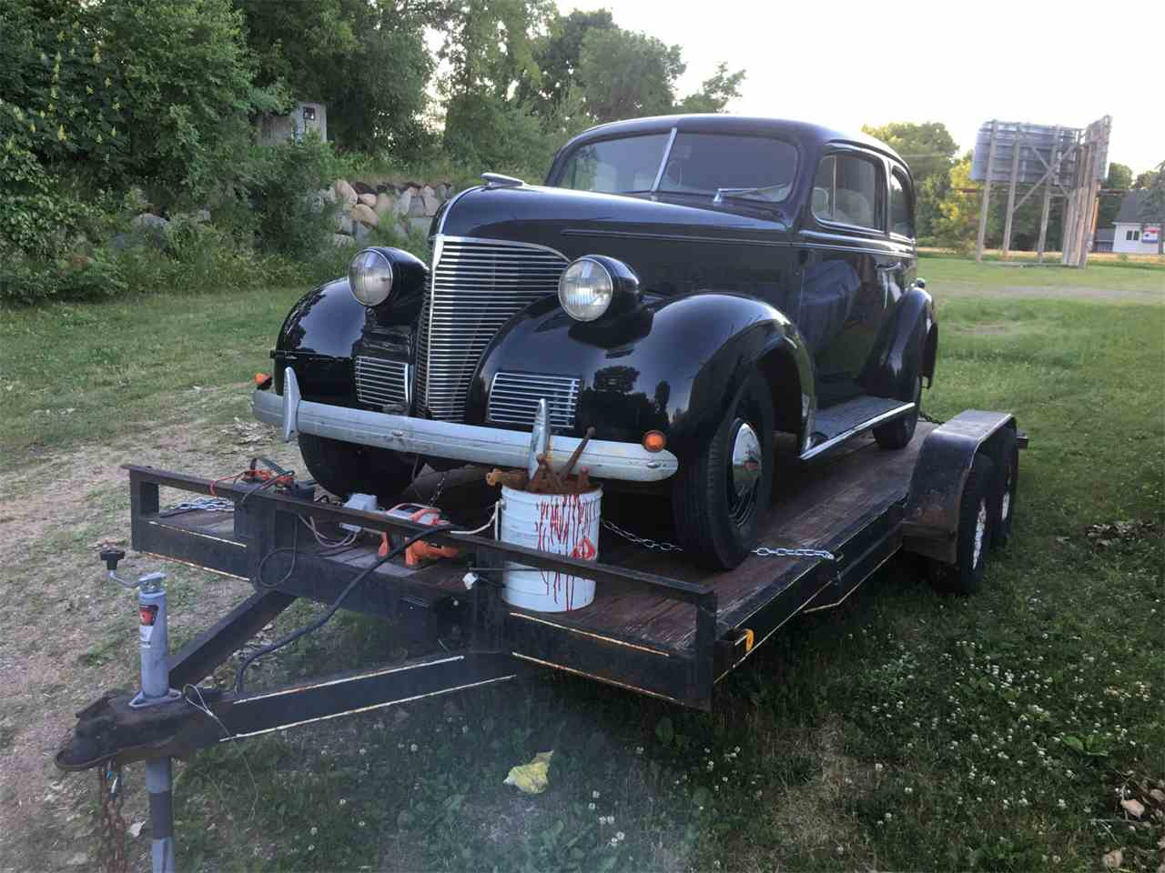 Large Picture of Classic 1938 Sedan located in Annandale Minnesota Auction Vehicle - LTRA