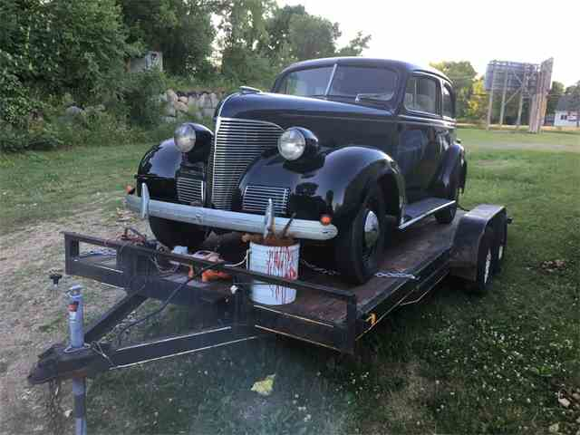 Picture of '38 Chevrolet Sedan Offered by  - LTRA
