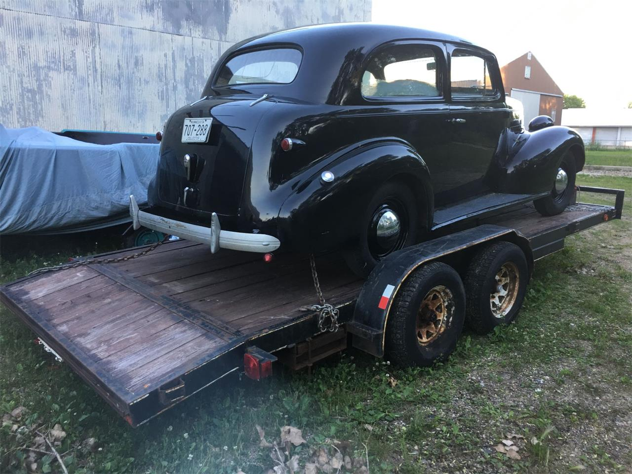 Large Picture of '38 Sedan - LTRA
