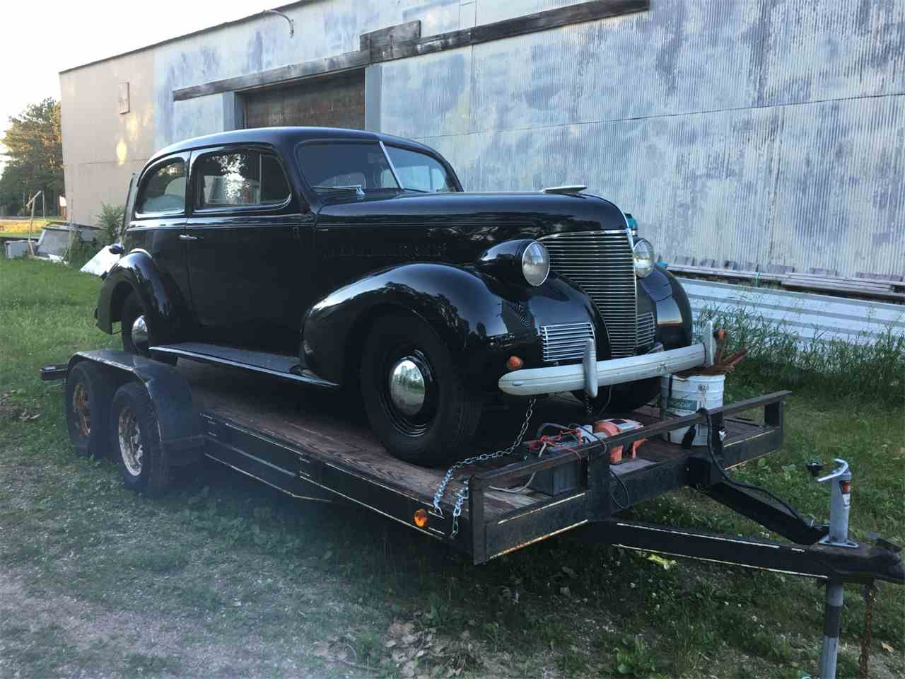 Large Picture of Classic 1938 Sedan Offered by Classic Rides and Rods - LTRA