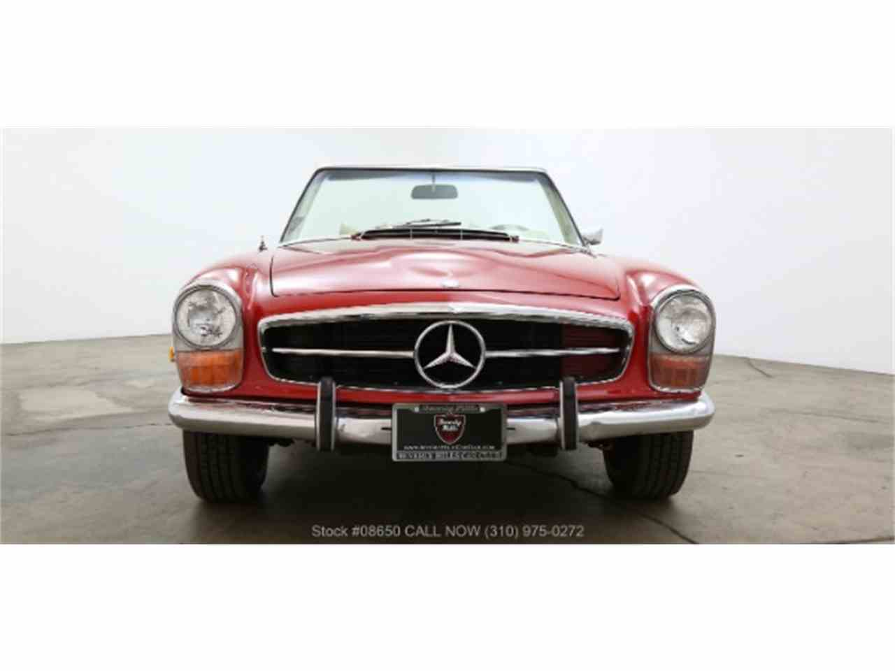 Large Picture of '70 280SL - LTRB
