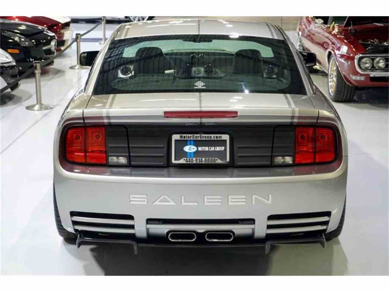 Large Picture of '08 Mustang (Saleen) - LTRG