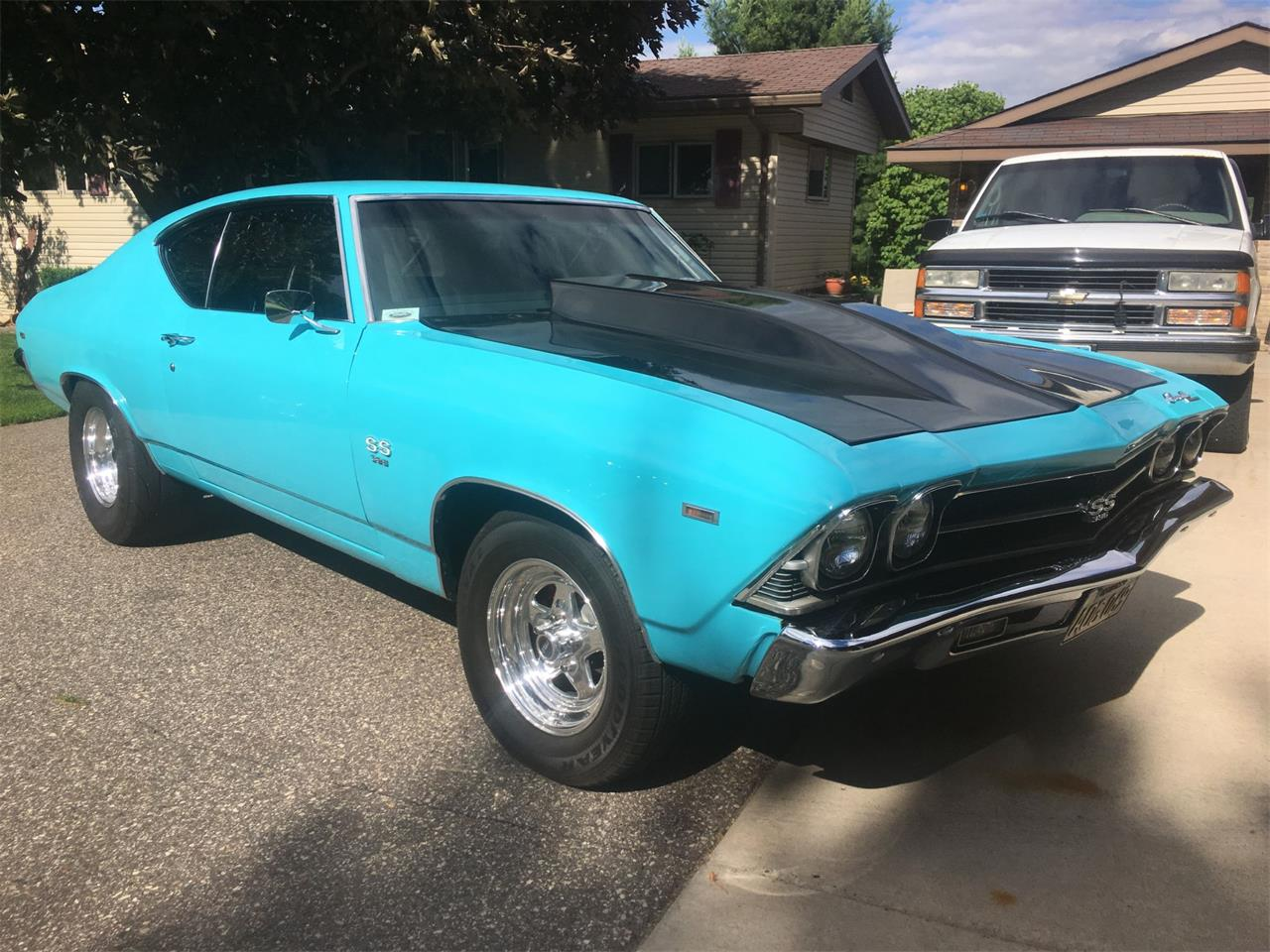 Large Picture of '69 Chevelle located in Minnesota - $28,500.00 - LTRH