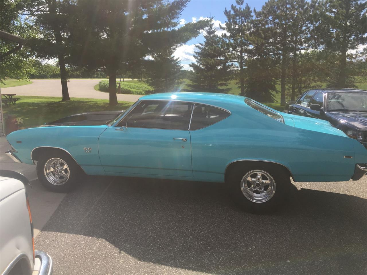 Large Picture of Classic '69 Chevelle located in Annandale Minnesota - $28,500.00 Offered by Classic Rides and Rods - LTRH