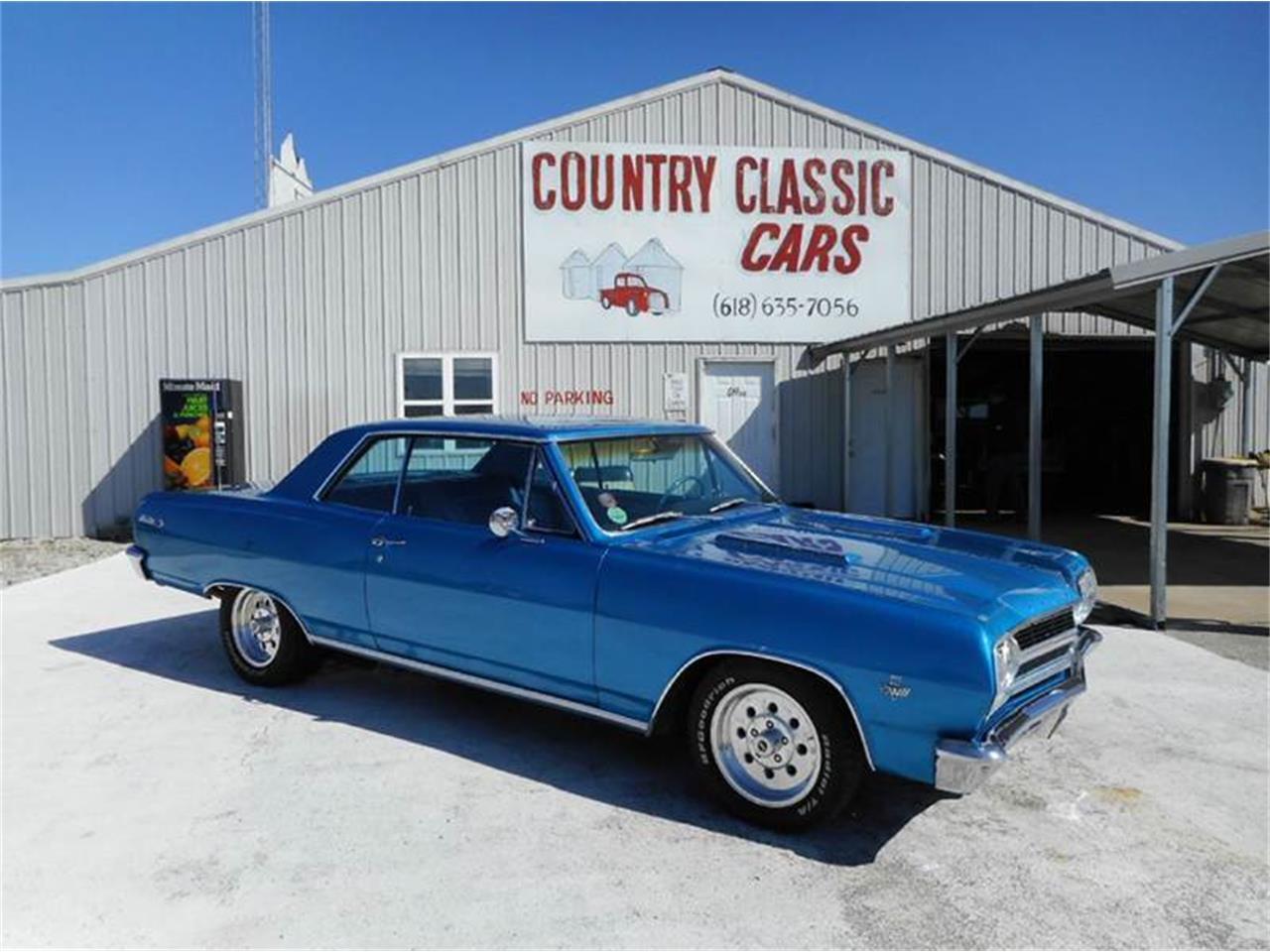 For Sale: 1965 Chevrolet Chevelle SS in Staunton, Illinois