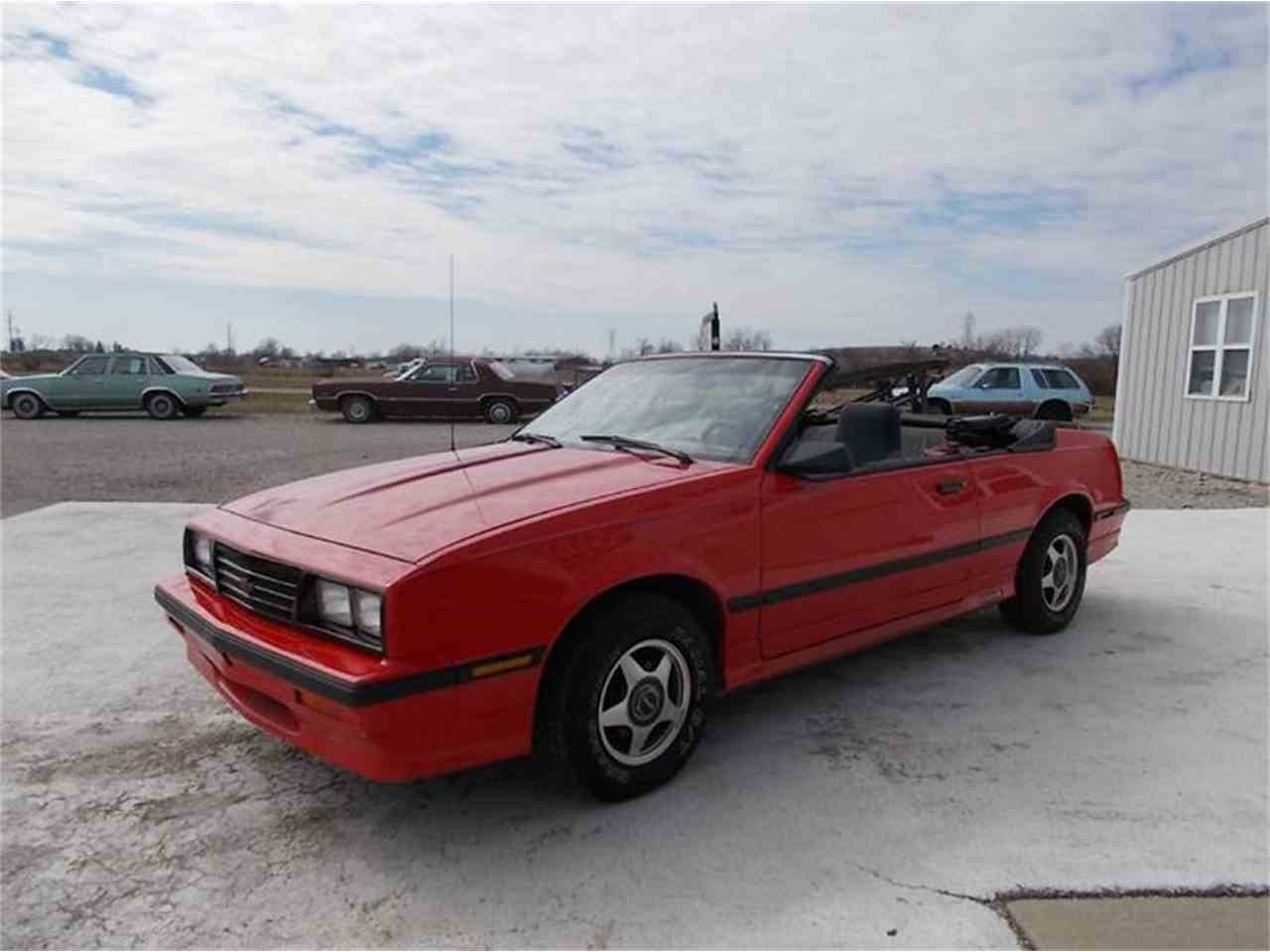 Large Picture of 1985 Cavalier - $5,550.00 - LTRL