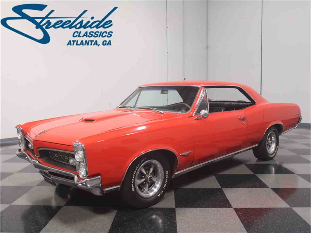 Large Picture of '67 GTO Tribute Restomod LS1 - LTRN