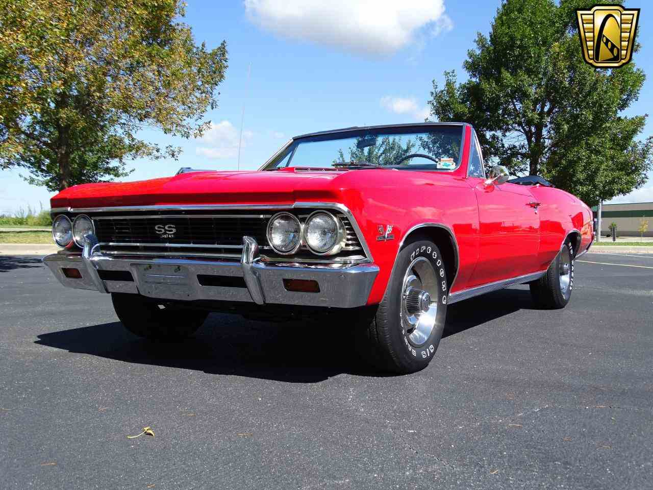 Large Picture of '66 Chevelle - LTRU