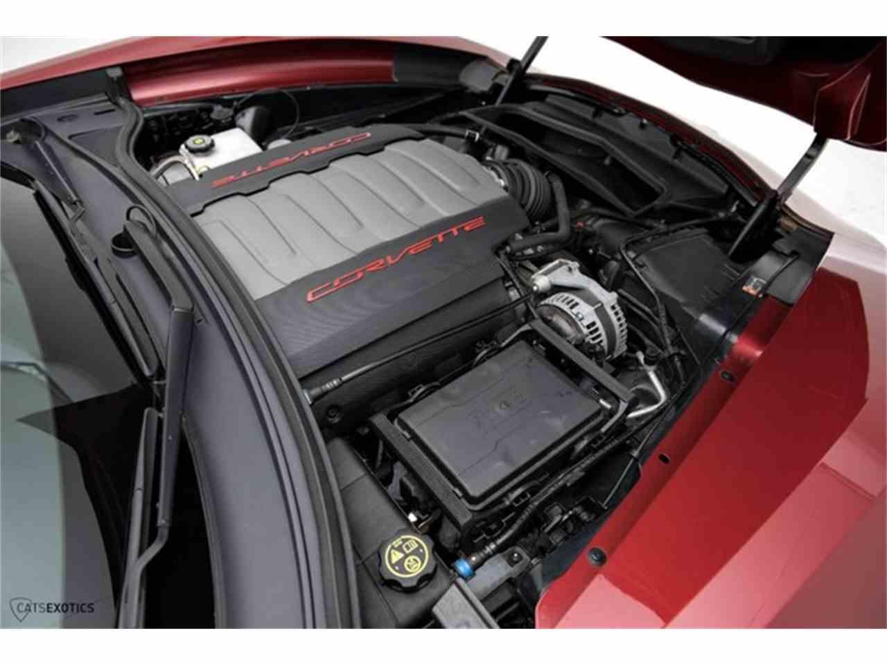 Large Picture of '14 Corvette Stingray - LTRX