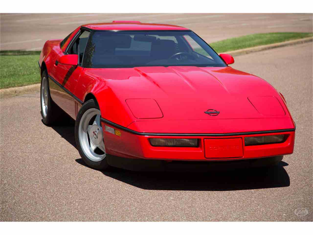 Large Picture of '90 Corvette - LTRY