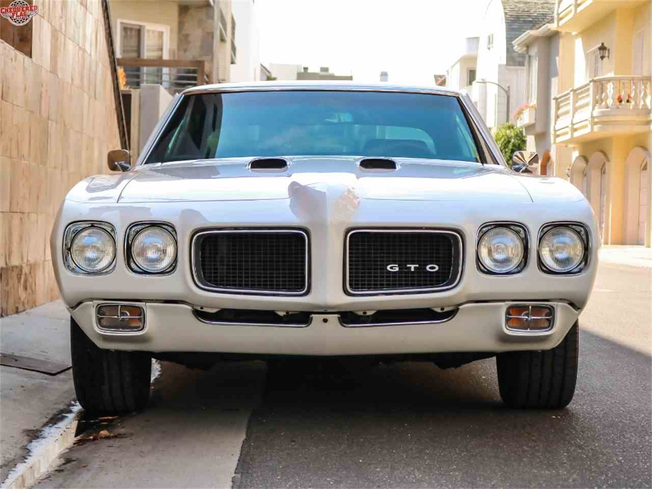 Large Picture of '70 Pontiac GTO - $38,500.00 Offered by Chequered Flag International - LTS2