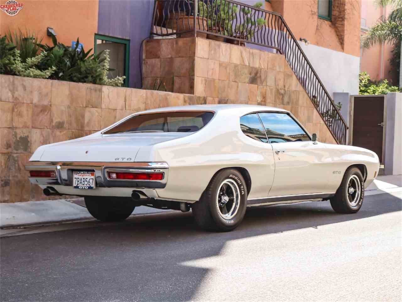 Large Picture of '70 Pontiac GTO located in Marina Del Rey California - LTS2