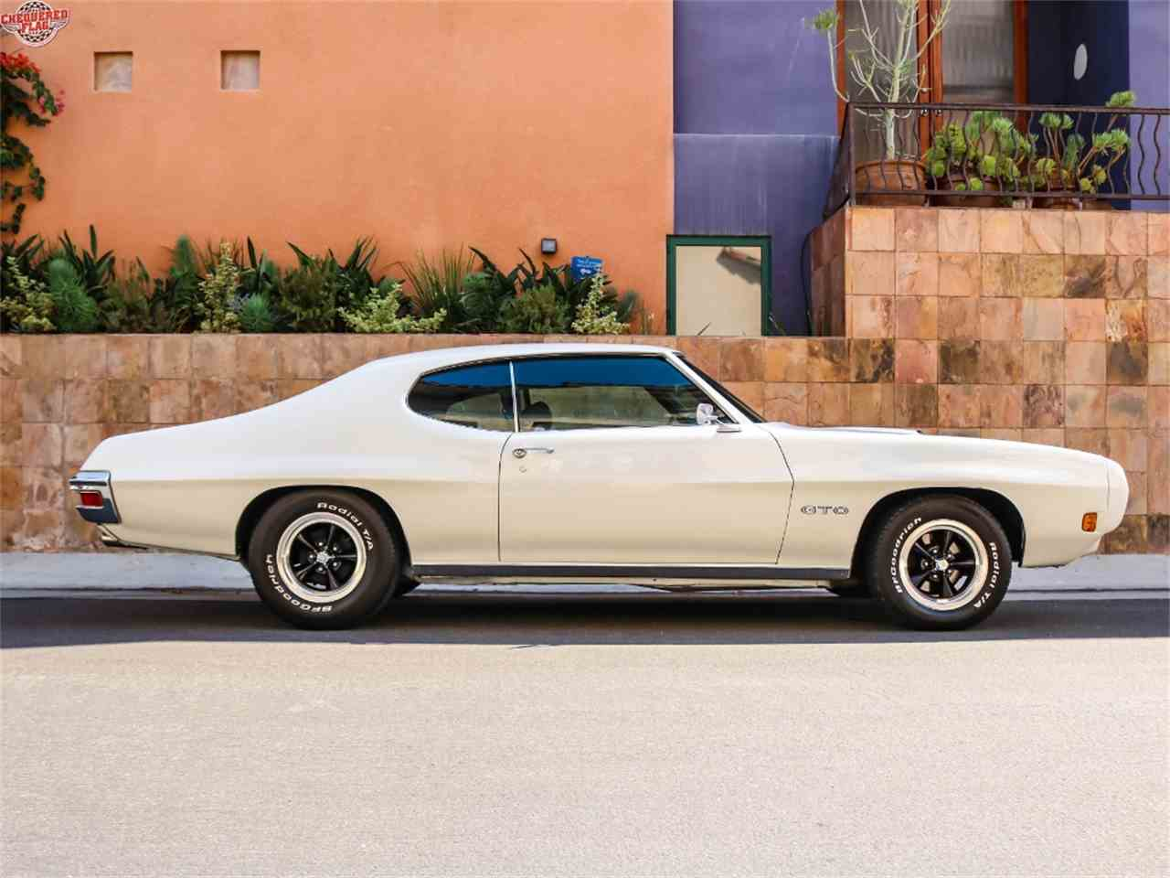 Large Picture of Classic 1970 GTO - $38,500.00 - LTS2