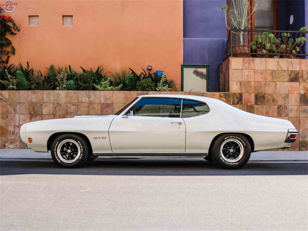 Large Picture of Classic '70 GTO located in Marina Del Rey California - $38,500.00 - LTS2