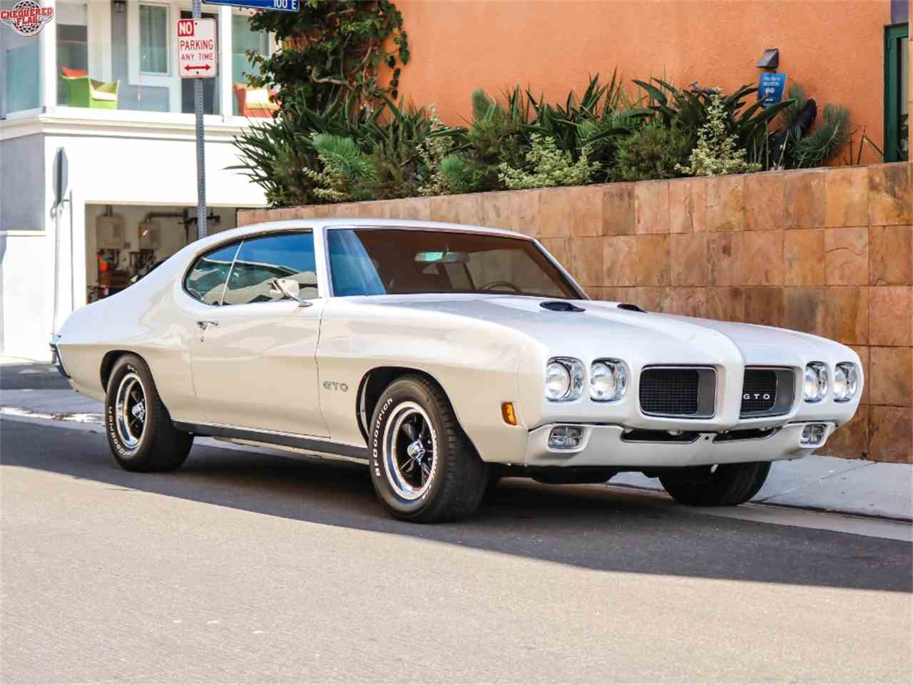 Large Picture of Classic '70 GTO located in Marina Del Rey California Offered by Chequered Flag International - LTS2