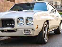 Picture of 1970 Pontiac GTO - $38,500.00 Offered by Chequered Flag International - LTS2