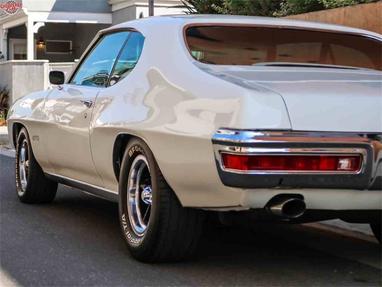 Large Picture of Classic '70 Pontiac GTO Offered by Chequered Flag International - LTS2