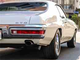 Picture of Classic 1970 Pontiac GTO - $38,500.00 - LTS2