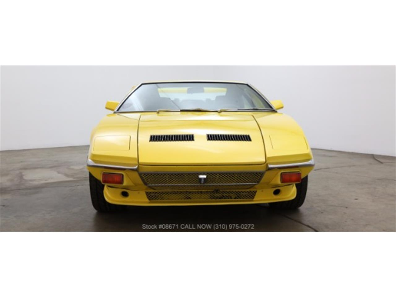 Large Picture of '72 Pantera located in California - $79,500.00 Offered by Beverly Hills Car Club - LTS7
